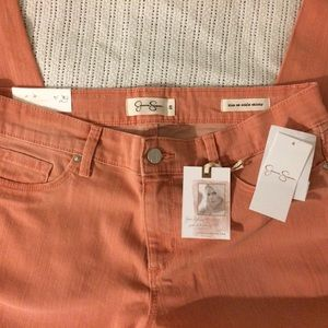 Coral Jessica Simpson jeans - size 29 (NWT)